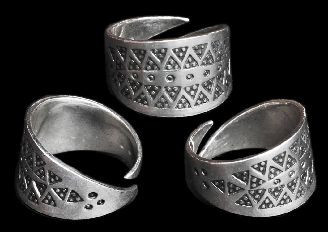 viking Heart ring