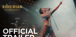 Bohemian Rhapsody Official Teaser Trailer Starring Rami Malek as Freddie Mercury