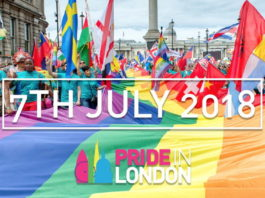 Pride in London 2018 Everything you need to Know about