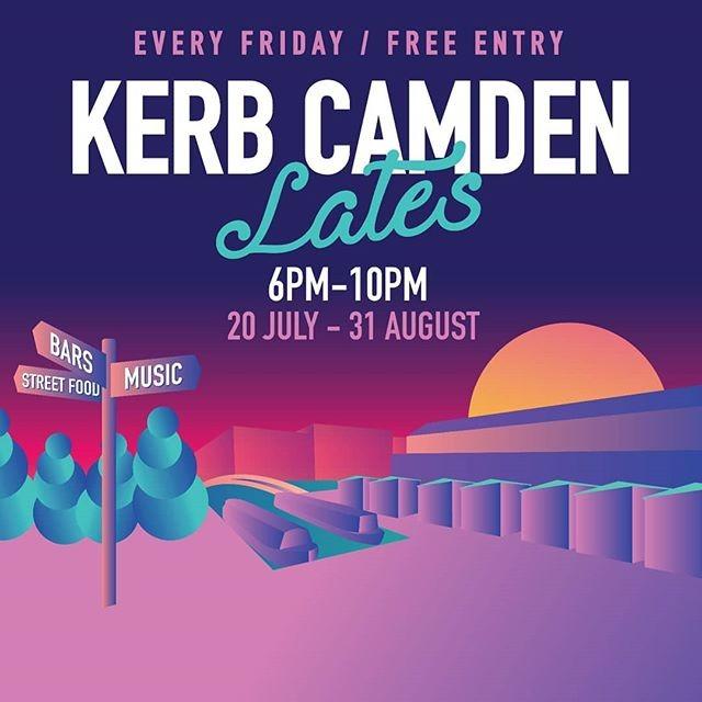KERB Camden Lates