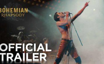 Bohemian Rhapsody Official Teaser Trailer Starring Rami Malek as Freddie Mercury