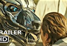 Official trailer Of AXL A-Sci-Fi Robot Dog movie is out