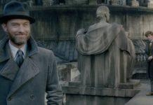 Fantastic Beasts Crimes of Grindelwald trailer