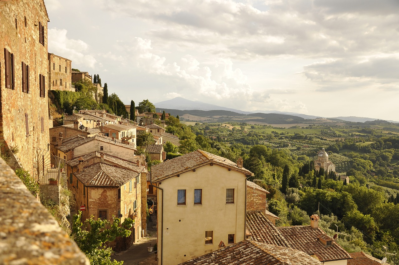 What makes Tuscany Interesting