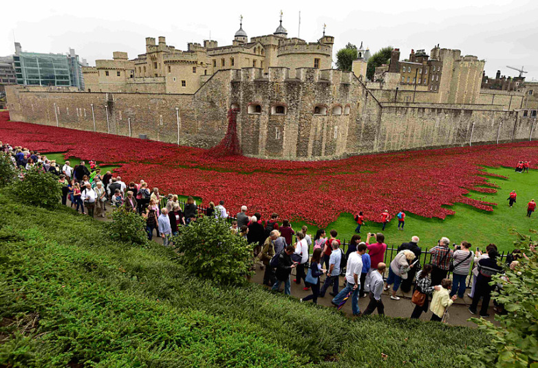 First World War at the Tower of London