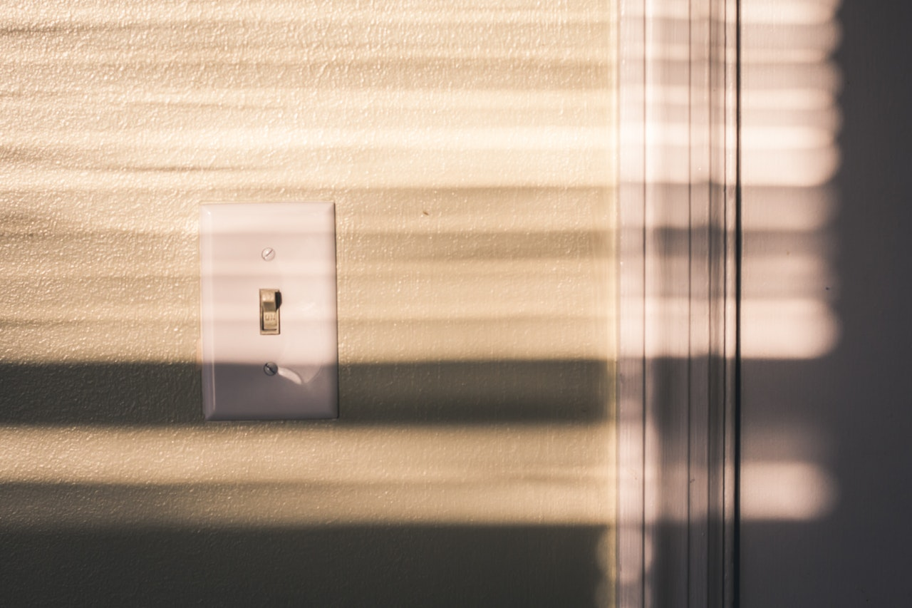 Add dimmer switches to your lighting